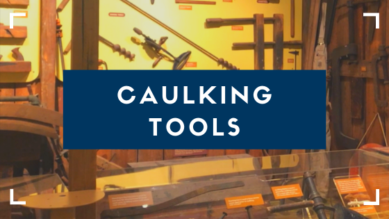 Caulking Tools Video Opens in new window